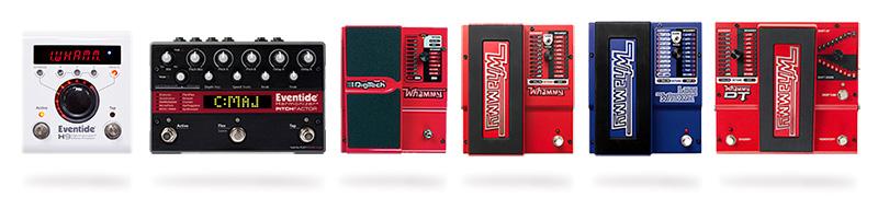 Eventide H9 digitech Whammy 4 5 Bass DT Midi controller EvenMidi